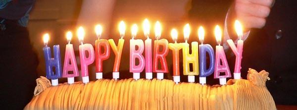 عکس تولدت مبارک برای وبلاگ